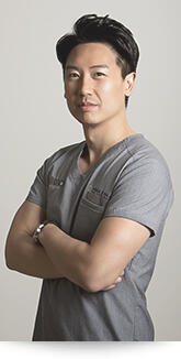 donald yoo, board certified surgeon